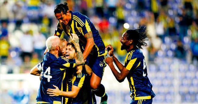 Fenerbahçe üçüncü viteste