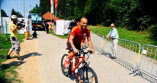 Juve'nin Sneijder sevdası