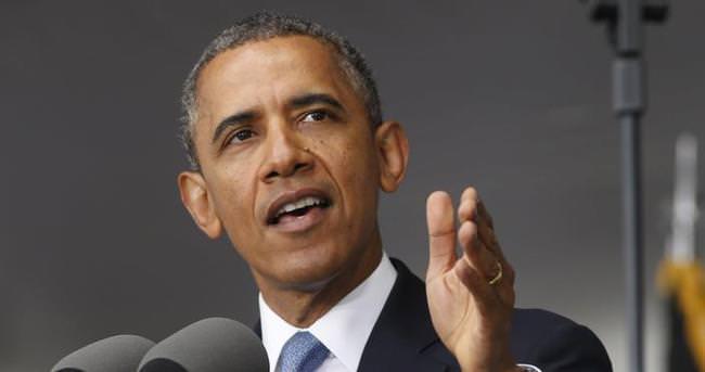 Obama ile Erdoğan telefonda konuştu