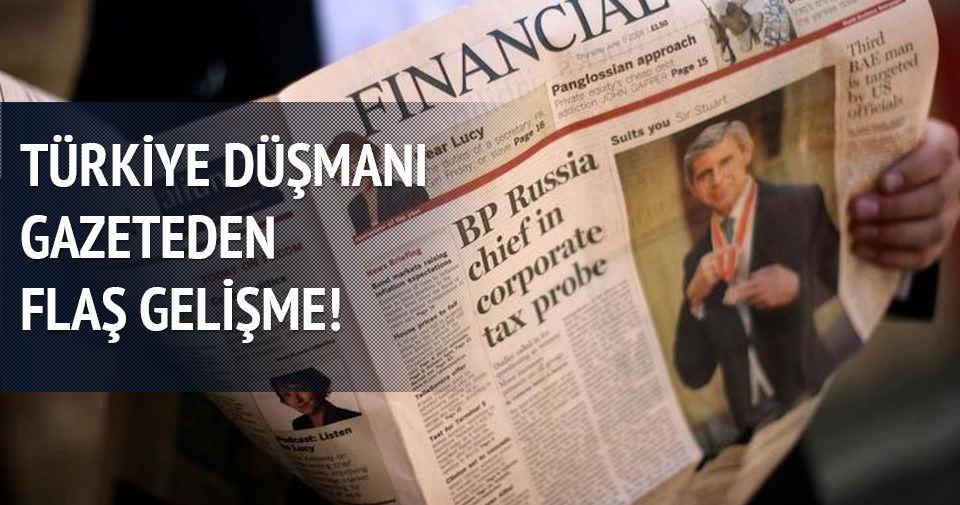 Ünlü İngiliz gazete FT satılıyor