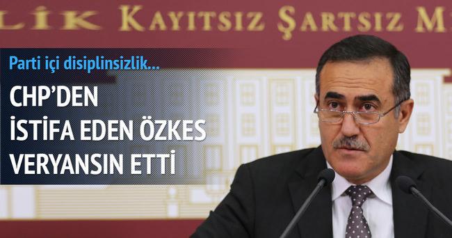 İhsan Özkes basın toplantısı düzenledi