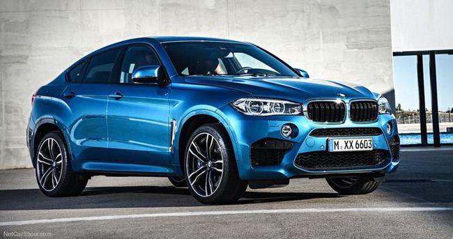 BMW X6 M'den rekor