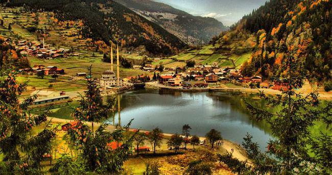 Trabzon'da Avrupalı turist sayısında düşüş