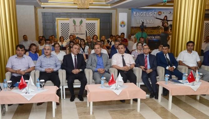 Büyükşehir, Adana'yı Engelsiz Hale Getirmeye Kararlı