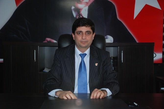 Başkan Aslan'dan, Gazeteciler Ve Basın Bayramı Açıklaması