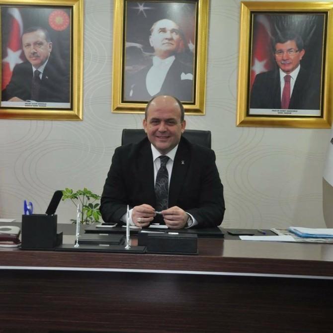 AK Parti İl Başkanı Gürcan, Gazetecilerin Basın Bayramını Kutladı