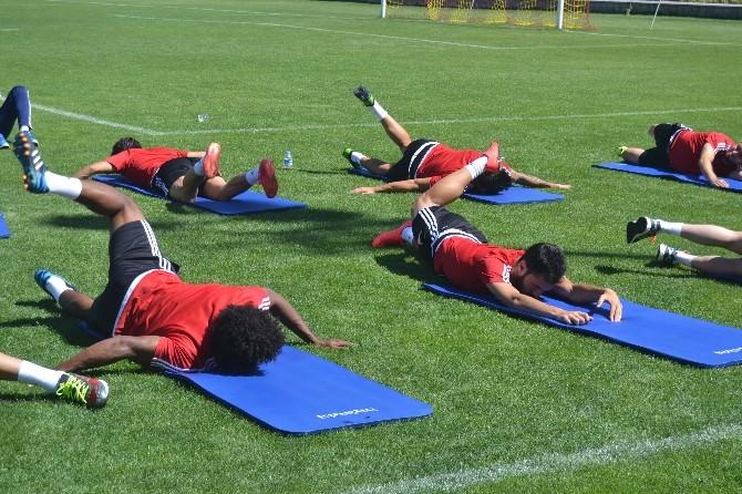 Kayserispor Yeni Sezon Hazırlıklarını Sürdürdü