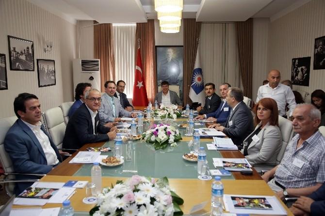 """""""Çiçek Açan Antalya"""" Proje Sunumu Yapıldı"""