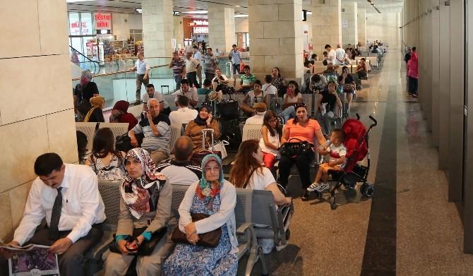 Denizli Terminalini 18 Ayda 11 Milyon Kişi Kullandı
