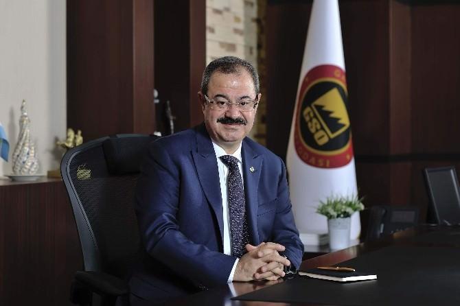 GSO Başkanı Konukoğlu, Basın Bayramını Kutladı
