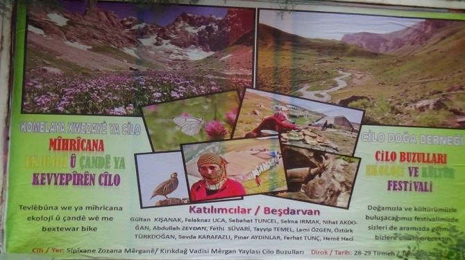 Cilo Festivali Suruç'taki Patlama Nedeniyle İptal Edildi