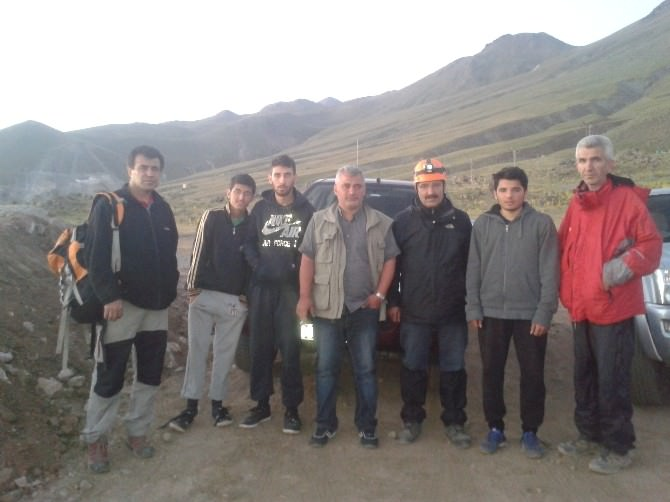 Hasan Dağı'nda Kaybolan 4 Dağcı Bulundu