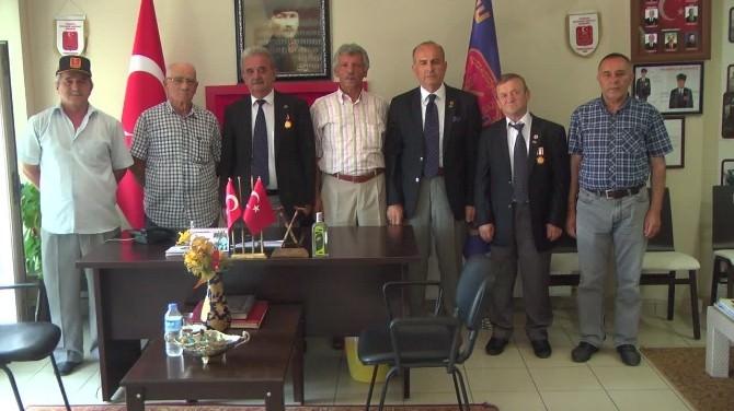 Kıbrıs Gazileri O Günleri Andı