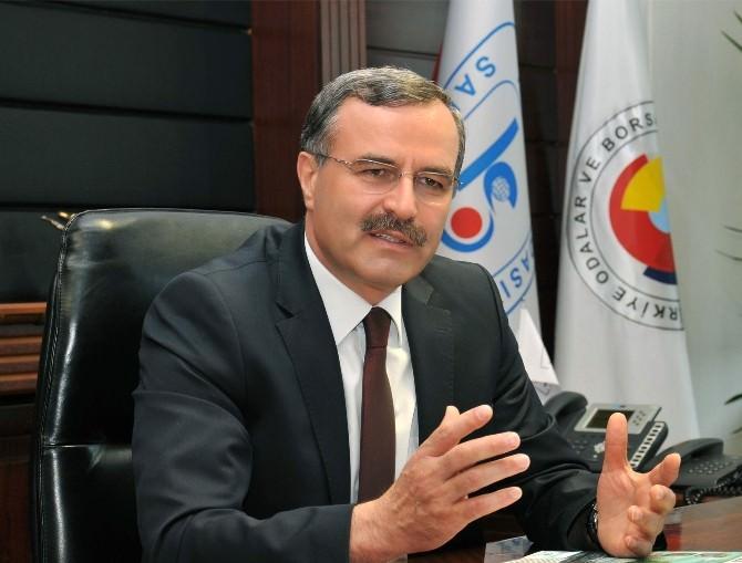 KSO Başkanı Kütükcü, Terörü Lanetledi