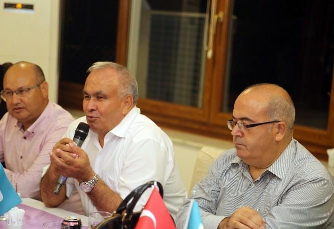 Erdemli Belediyesi Marka Kent Mersin'i Ağırladı