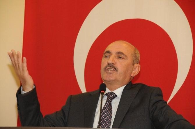Türk Ocakları Erzurum Şubesinden 23 Temmuz Mesajı