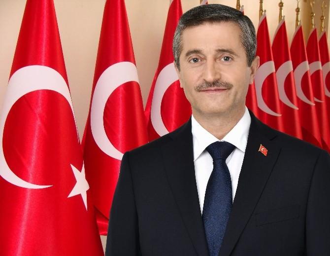 Başkan Tahmazoğlu'nun Basın Bayramı Mesajı