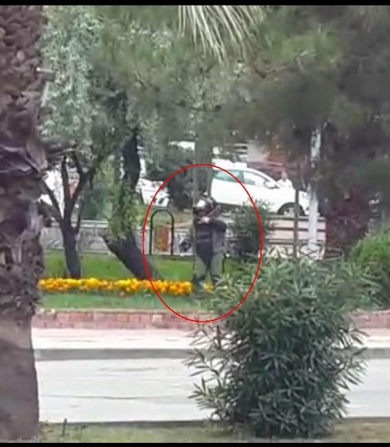 Samsun'da Şüpheli Çanta Paniği