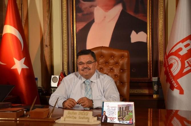 Bilecik Belediye Başkanı Selim Yağcı'nın ''Basın Bayramı'' Mesajı