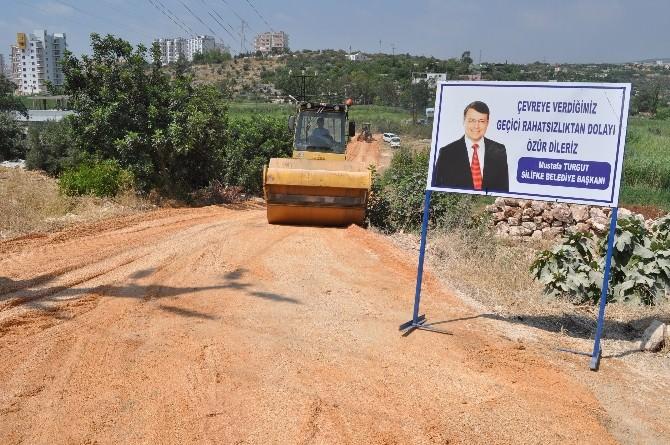 Atakent Mahallesi Yeni Yollara Kavuşuyor