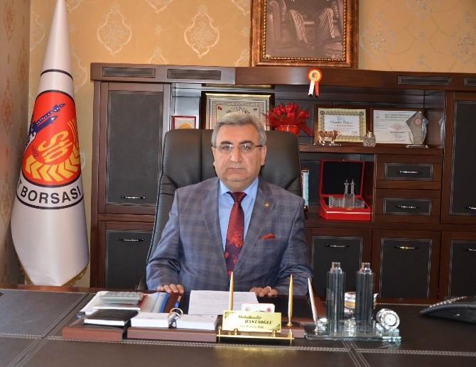 Sivas'ta Hububat Ürünlerinde Rekolte Beklentisi Yüksek