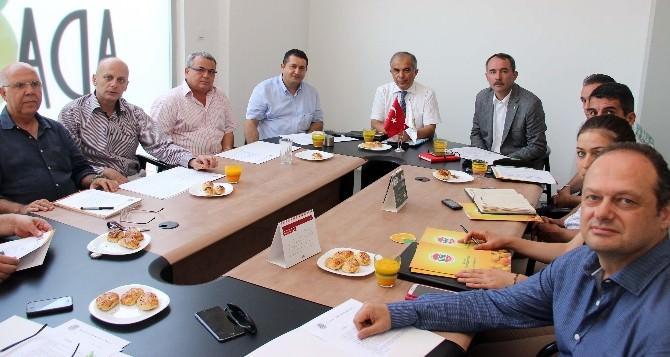 Ulusal Turunçgil Konseyi Adana'da Toplandı