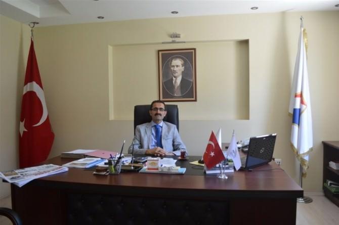 Uşak'ın Yeni Gençlik Hizmetleri Ve Spor İl Müdürü Göreve Başladı