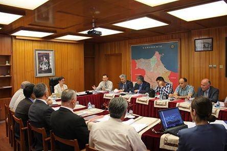 Sinop'ta Uyuşturucu İle Mücadele Toplantısı