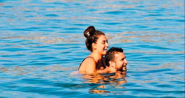 Denizde romantizm