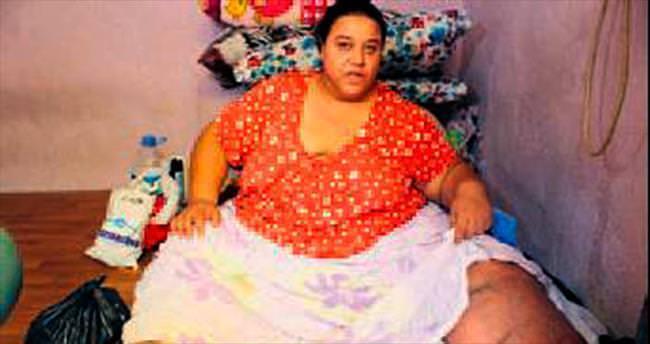 6 yılda 220 kiloya ulaştı