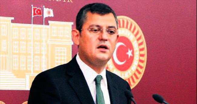 CHP, Meclis'i Suruç için toplantıya çağırdı