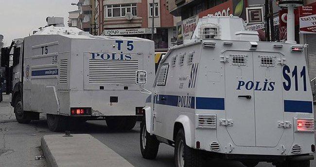 PKK üyeleri gözaltında