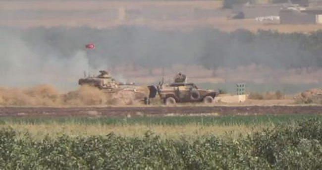 F-16'lar IŞİD hedeflerini şehidin ismiyle vurdu