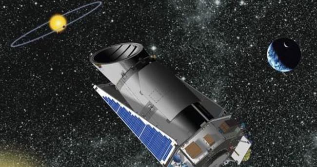 NASA: Dünya'ya benzer gezegen keşfettik