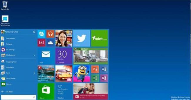 Windows 10'da bunlar olmayacak