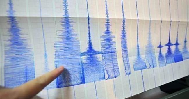 Son depremler - en son nerede deprem oldu? (30.10.2015)