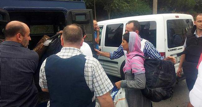 İETT otobüsündeki Pakistanlılar polisi alarma geçirdi