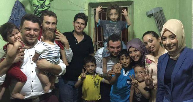 Suriyeli çocuklar için anlamlı kampanya