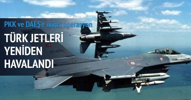 DAEŞ ve PKK'ya operasyon