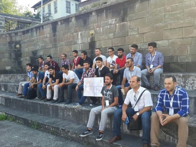 Genç Mimarlar Projesi Rize'de Başladı
