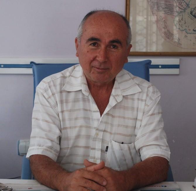 """Evlimoğlu: """"Aydın 6,5'lik Depreme Hazır Değil"""""""