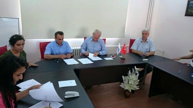 Lapseki'de Kanalizasyon İnşaatı Çalışmaları