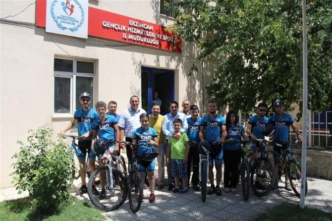 Milli İradeye Saygı Turu Erzincan'da