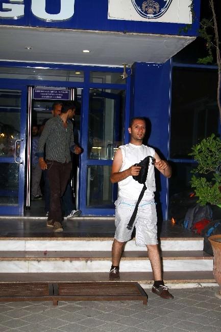 Ortaca'da 50 Suriyeli Kaçak Yakalandı