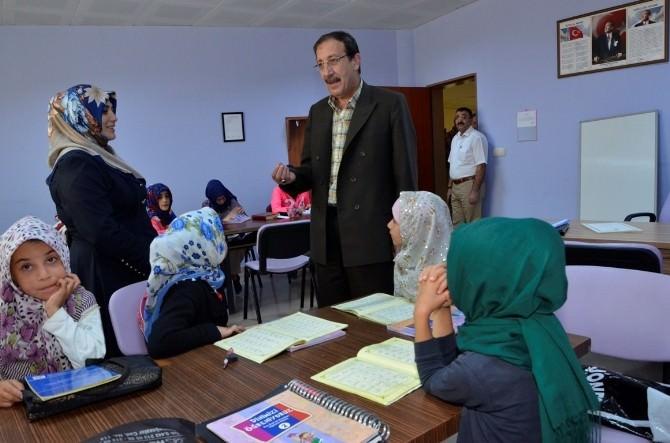 Palandöken Belediyesin'de Yaz Kur'an Kursu Coşkusu Devam Ediyor