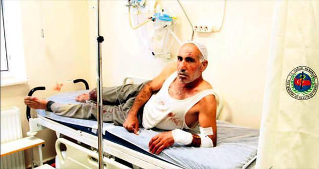 Kobanili mevsimlik işçilere silahlı saldırı