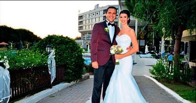 Pınar KSK'ye gelin geldi