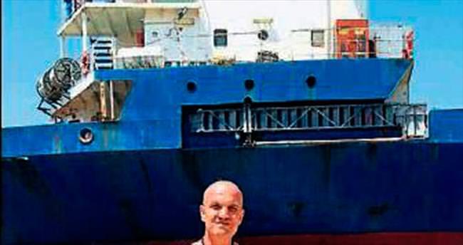 Gofer B adlı gemi sökülüyor