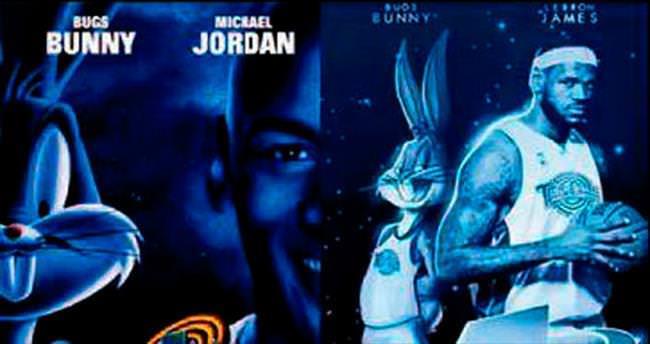 Lebronlu Space Jam 2 büyük heyecan yarattı