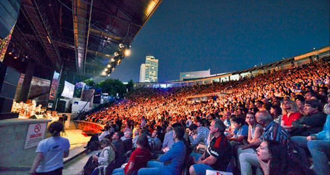İKSV'ye 7 ayda 244 bin izleyici